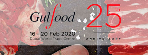 See you at the largest Trade Show in the Middle East: La Gulfood 2020