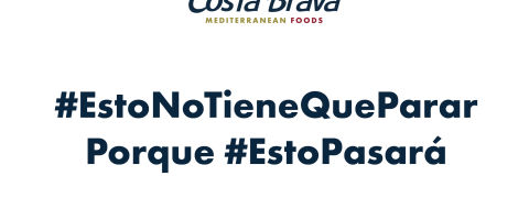 Our total adherence to the #EstoNoTieneQueParar movement