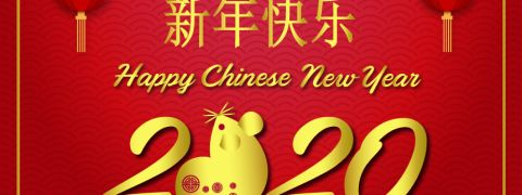 Happy New Year to our Chinese friends and consumers!!