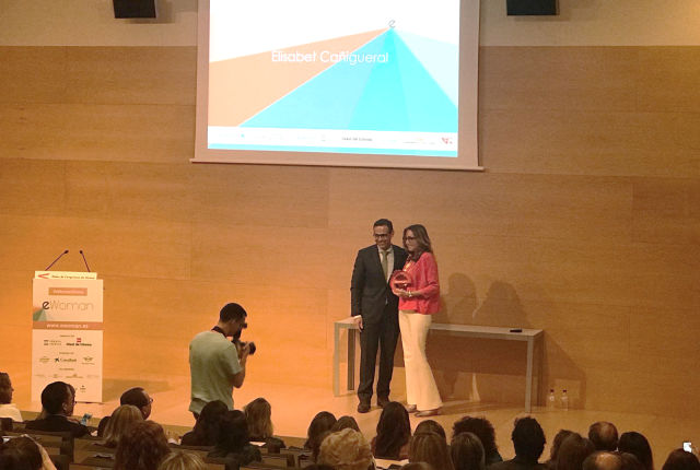 Grupo Cañigueral, Premio a la Trayectoria Profesional