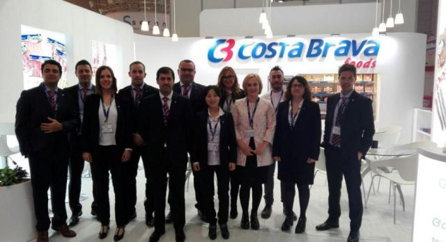 GRUP CAÑIGUERAL, AT THE MOST IMPORTANT FAIR IN EUROPE
